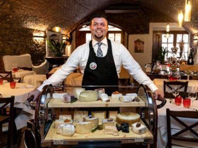 Chef Alioscha Foglieni Ristorante Bergamo Al Giopì e La Margì