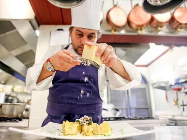 Cucina 3 Ristorante Ol Giopì e La Margì Bergamo