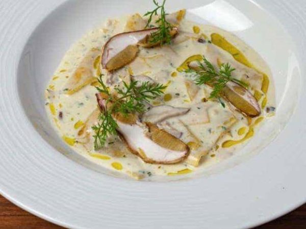 Cucina 4 Ristorante Ol Giopì e La Margì Bergamo