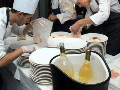 Ol Giopi e la Margi catering