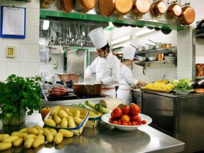 Ol Giopi e la Margi ristorante cucina